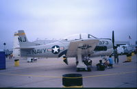 137801 @ NKX - Taken at NAS Miramar Airshow in 1988 (scan of a slide) - by Steve Staunton