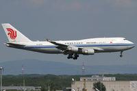B-2478 @ VIE - Air China Cargo - by Joker767