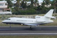 N105BK @ TNCM - N105BK landing at TNCM - by Daniel Jef