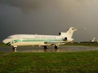 5N-FGN @ LMML - B727 5N-FGN Govt of Nigeria - by raymond