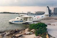 N130FB @ MPB - Departure.  Chalks Int'l Airline , Pan Am Air Bridge - by Henk Geerlings