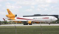 N955AR @ MIA - Skylease MD-11