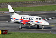 LN-HTB @ ESSB - Operating for Flyglinjen 16 August 2010 to April 2011 - by Roger Andreasson