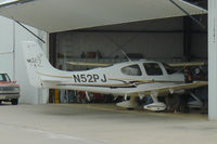 N52PJ @ 52F - At Northwest Regional Airport (Aero Valley)