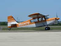 N5047G @ CPT - At Cleburne Municipal Airport