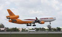 N984AR @ MIA - Centurion MD-11