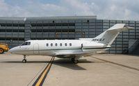 N843LX @ PTK - Hawker 800XP