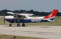 N976CP @ PTK - Civil Air Patrol
