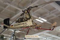 D-HOPA - Dornier Do 32E - by Mark Pasqualino