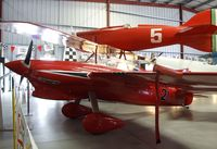 N21X - Williams W-17 Stinger at the Planes of Fame Air Museum, Chino CA