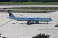 C-GIUF @ TPA - Air Canada A321