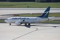 C-GLWS @ TPA - West Jet 737