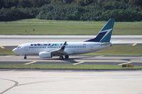 C-GTWS @ TPA - West Jet 737