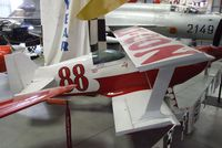 N88J - Dudley Glass Slipper at the Planes of Fame Air Museum, Chino CA