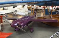 N36C - Salmon Cosmic Wind at the Planes of Fame Air Museum, Chino CA