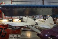 N56Y - Howard Ike racer replica at the Planes of Fame Air Museum, Chino CA