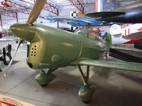 N225YY - Miles & Atwood Special Model 1 replica at the Planes of Fame Air Museum, Chino CA