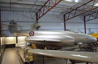 VT260 - Gloster Meteor F.4 at the Planes of Fame Air Museum, Chino CA