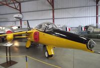 N19GT - Folland Gnat T.1 at the Planes of Fame Air Museum, Chino CA