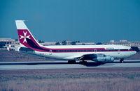 9H-AAN @ LMML - B720b 9H-AAN Air Malta - by raymond