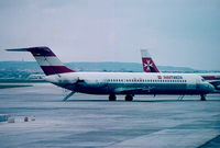 OE-LDC @ LMML - DC9 OE-LDC Air Malta (Leased) - by raymond