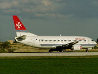 9H-ABT @ LMML - B737 9H-ABT Air Malta - by raymond