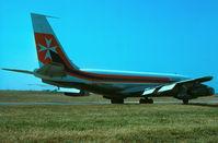 AP-AMG @ LMML - B720b AP-AMG Air Malta - by raymond