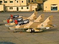 1014 @ LMML - Hawk 1014 Abu Dhabi Air Force - by raymond