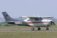 N81KC @ CPT - At Cleburne Municipal Airport