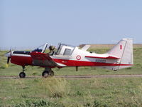 AS0023 @ LMML - Bulldog AS0023 Armed Forces of Malta - by raymond