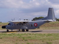 AS0925 @ LMML - Casa212 AS0925 Armed Forces of Malta - by raymond