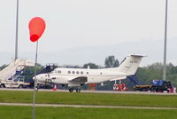 84-0180 @ EIDW - US Army C-12U at Dublin airport - by Chris Hall