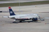 N749US @ TPA - US Airways A319