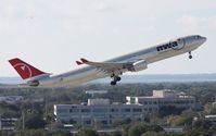 N808NW @ TPA - Northwest A330