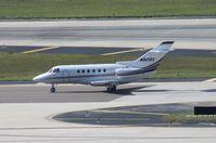 N821QS @ TPA - Hawker 800XP
