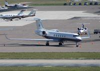 OE-IIS @ TPA - Gulfstream V