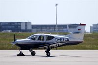 D-EXCA @ EDDP - Small but flying (later on). - by Holger Zengler