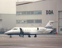 D-CVIP @ AMS - MTM Aviation - by Henk Geerlings