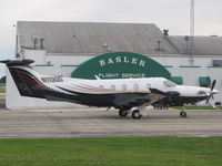 N1130D @ KOSH - On Basler FBO ramp @KOSH - by steveowen
