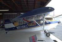 N519AC @ SZP - American Champion 7GCBC Explorer at Santa Paula airport during the Aviation Museum of Santa Paula open Sunday - by Ingo Warnecke