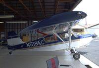 N519AC @ SZP - American Champion 7GCBC Explorer at Santa Paula airport during the Aviation Museum of Santa Paula open Sunday - by Ingo Warnecke