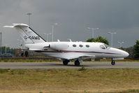 G-OAMB @ EGGW - Cessna 510 Citation Mustang, c/n: 510-0050 at Luton