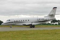 OE-HSB @ EGGW - Israel Aerospace Industriesltd GULFSTREAM 200, c/n: 223