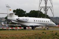EC-LAE @ EGGW - Israel Aerospace Ind Ltd GULFSTREAM 200, c/n: 219 at Luton