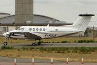 F-HDLN @ EGGW - Hawker Beechcraft Corp B200GT, c/n: BY-111 at Luton
