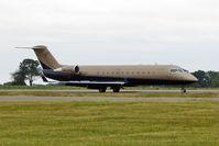 P4-GAZ @ EGGW - 1997 Canadair CRJ-100ER, c/n: 7159