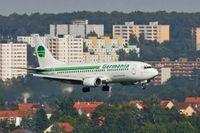 D-AGEK @ EDDR - D-AGEK_ BOEING 737-3M8 - by Jerzy Maciaszek