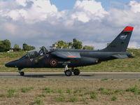 E155 @ LMML - Alphajet E-155 8/NP French Air Force - by raymond