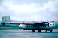 100 @ LMML - Noratlas 100-XA French Air Force - by raymond