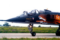 E37 @ LMML - Mirage F1 E37/7-HZ French Air Force - by raymond